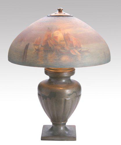 Handel Lamp # 6757 | Value & Appraisal