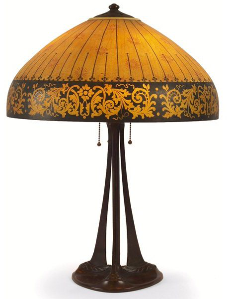 Handel Lamp # 6758 | Value & Appraisal