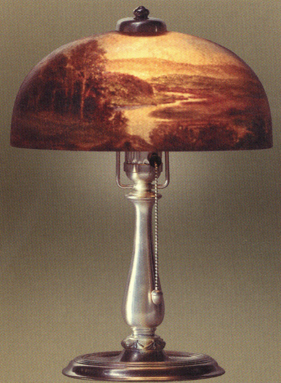 Handel Lamp # 6762 | Value & Appraisal