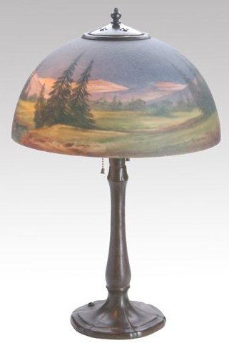 Handel Lamp # 6800 | Value & Appraisal