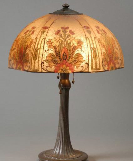 Handel Lamp # 6805 | Value & Appraisal