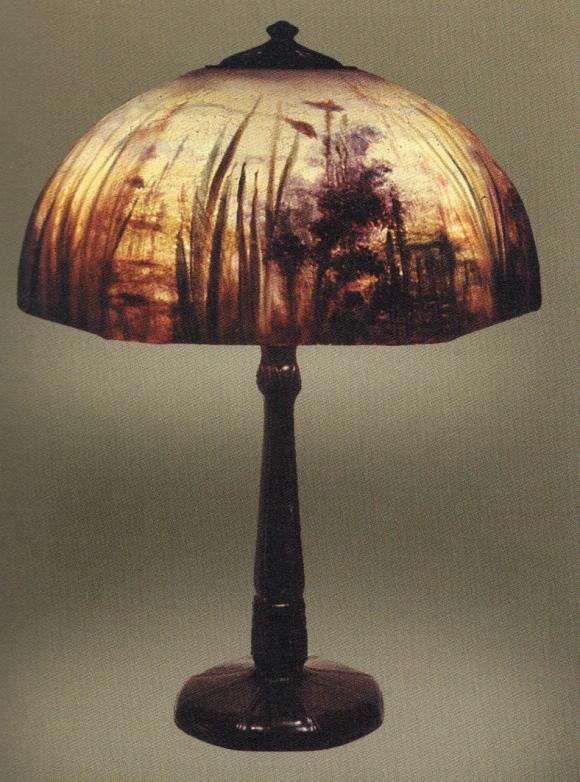 Handel Lamp # 6807 | Value & Appraisal