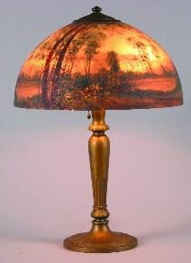 Handel Lamp # 6810   Value & Appraisal