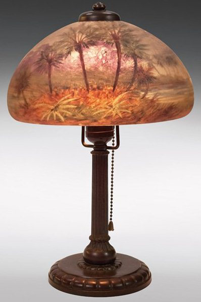 Handel Lamp # 6824 | Value & Appraisal