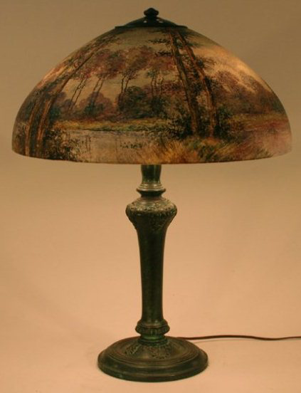 Handel Lamp # 6827 | Value & Appraisal