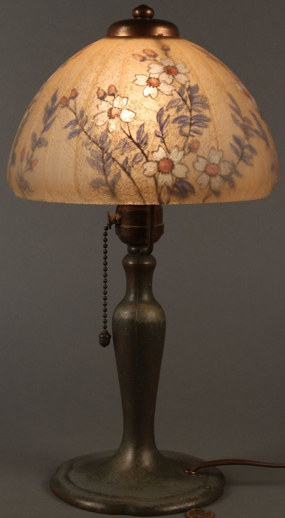 Handel Lamp # 6841 | Value & Appraisal