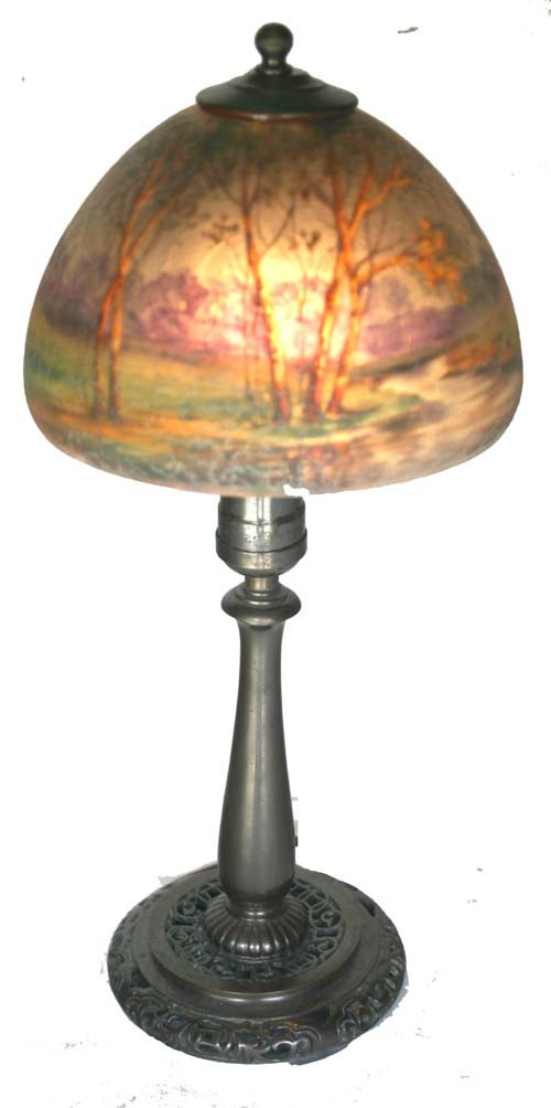 Handel Lamp # 6843 | Value & Appraisal