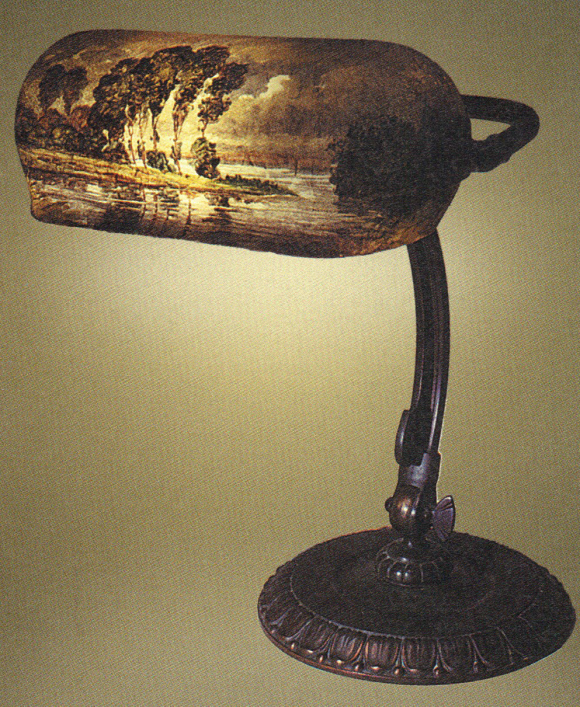 Handel Lamp # 6858 | Value & Appraisal