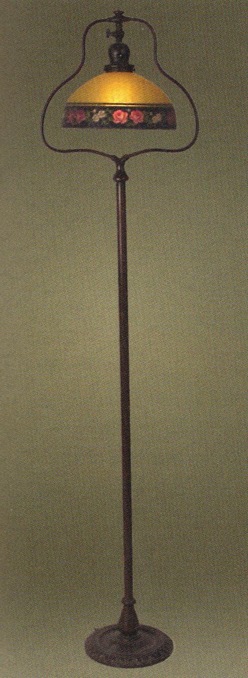 Handel Lamp # 6872 | Value & Appraisal