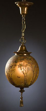 Handel Lamp # 6885 | Value & Appraisal