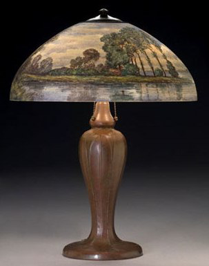 Handel Lamp # 6897 | Value & Appraisal