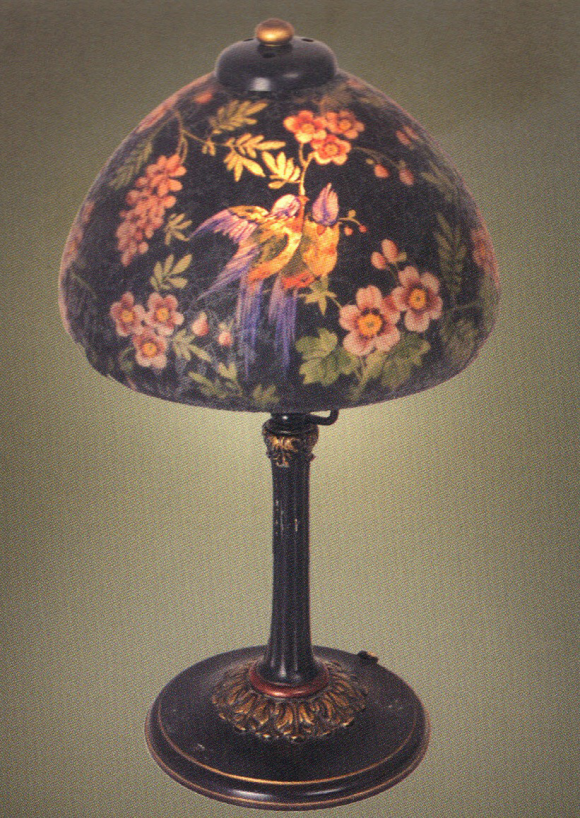 Handel Lamp # 6905 | Value & Appraisal