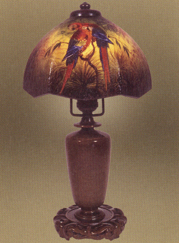 Handel Lamp # 6907 | Value & Appraisal