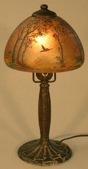 Handel Lamp # 6911 | Value & Appraisal
