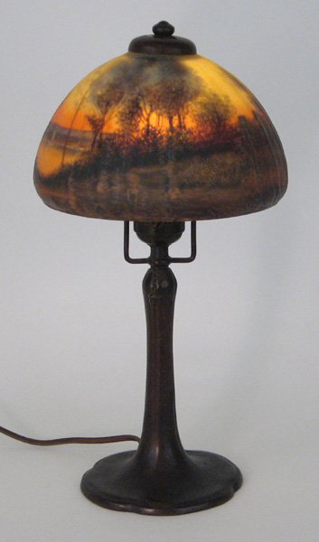 Handel Lamp # 6914 | Value & Appraisal