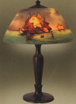 Handel Lamp # 6935 | Value & Appraisal