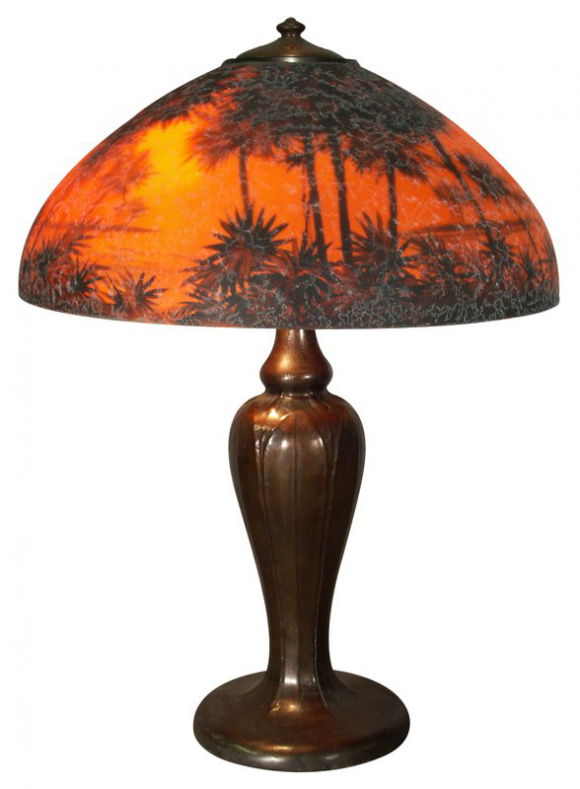 Handel Lamp # 6936   Value & Appraisal