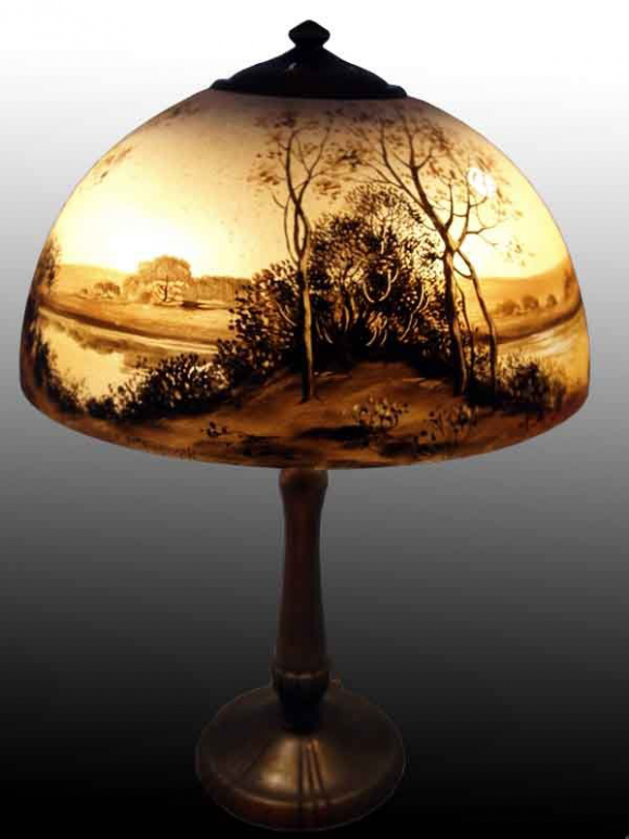 Handel Lamp # 6938 | Value & Appraisal