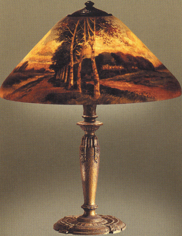 Handel Lamp # 6939 | Value & Appraisal