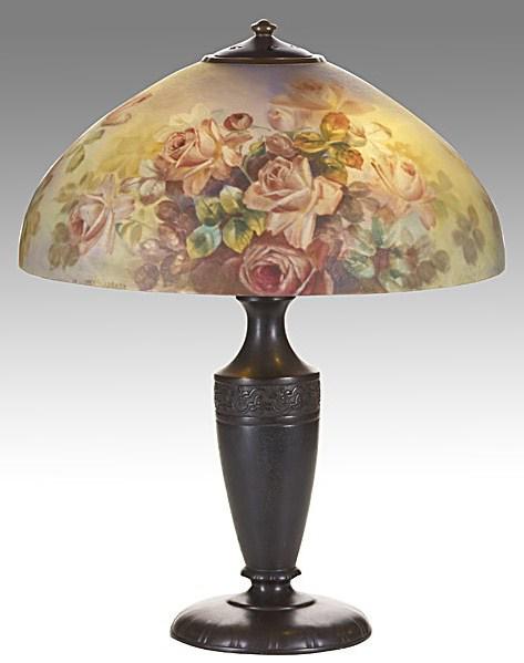Handel Lamp # 6941 | Value & Appraisal