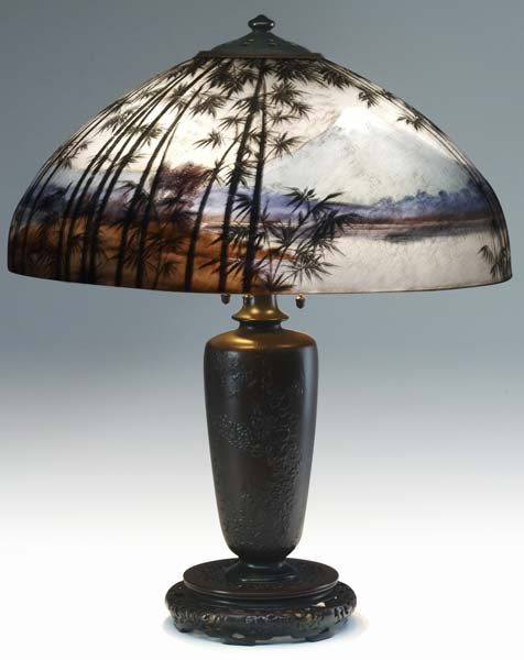 Handel Lamp # 6945 | Value & Appraisal