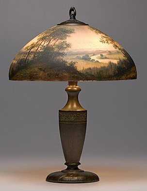 Handel Lamp # 6948 | Value & Appraisal