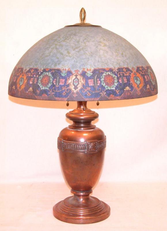 Handel Lamp # 6949 | Value & Appraisal