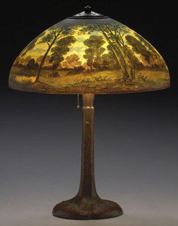 Handel Lamp # 6954 | Value & Appraisal