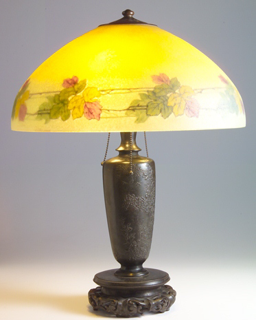 Handel Lamp # 6955 | Value & Appraisal