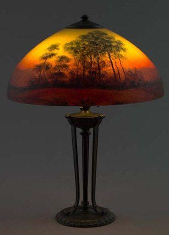 Handel Lamp # 6957 | Value & Appraisal