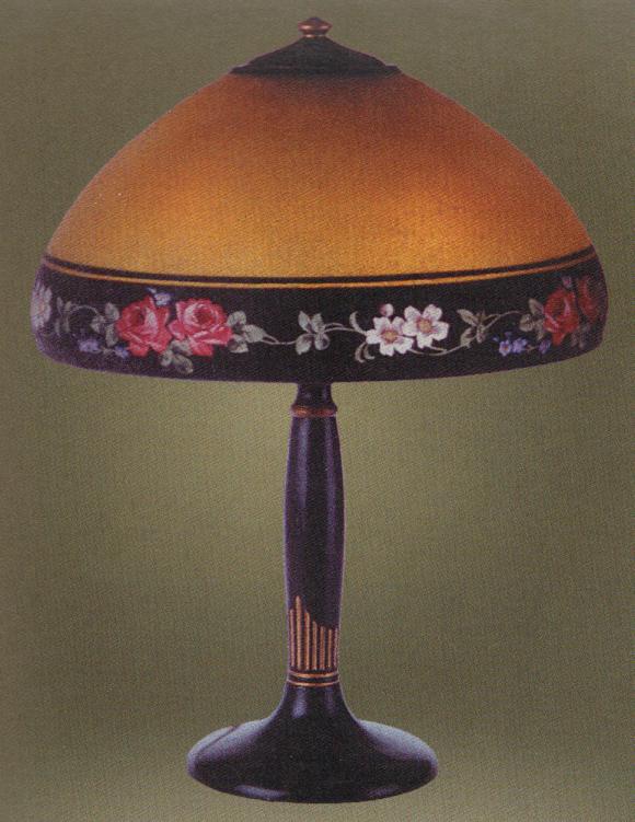 Handel Lamp # 6965   Value & Appraisal