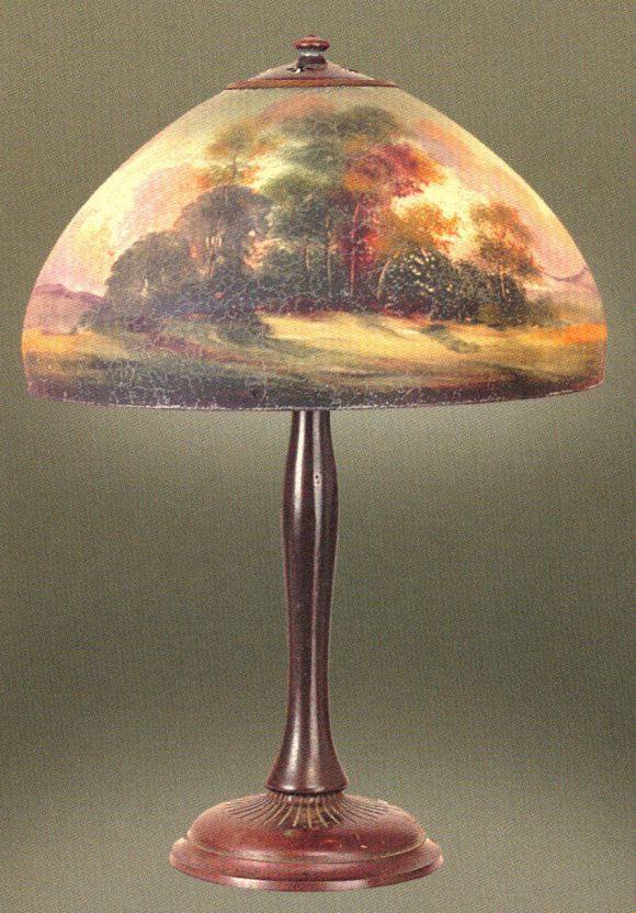 Handel Lamp # 6969 | Value & Appraisal