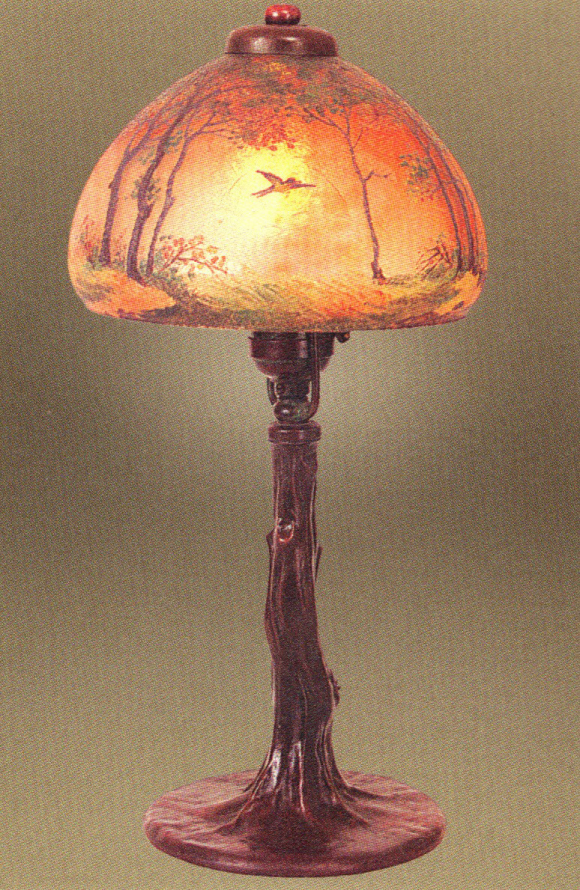 Handel Lamp # 6981 | Value & Appraisal