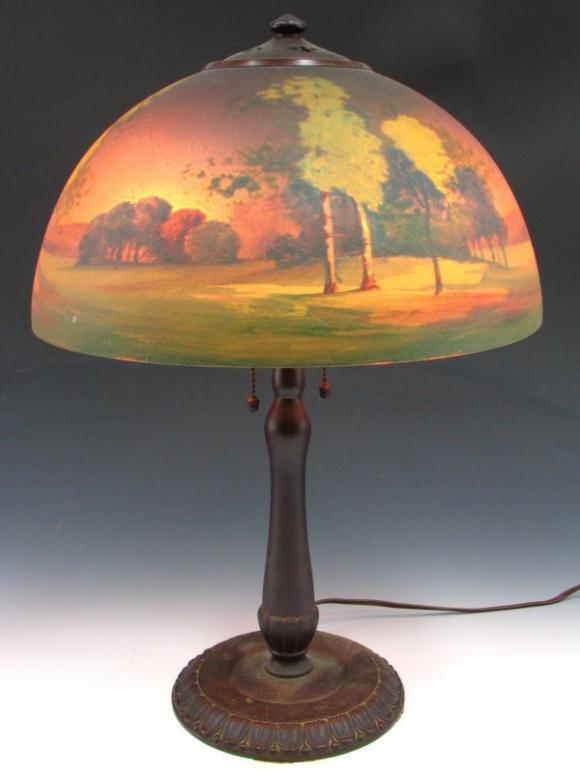Handel Lamp # 6982 | Value & Appraisal