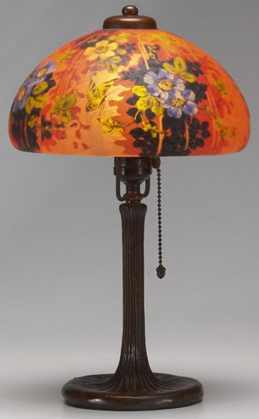 Handel Lamp # 7011 | Value & Appraisal