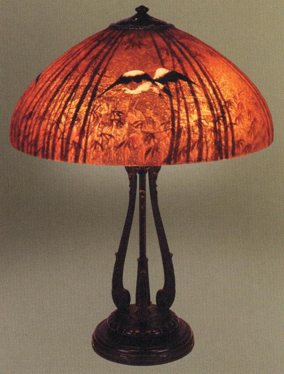 Handel Lamp # 7019 | Value & Appraisal