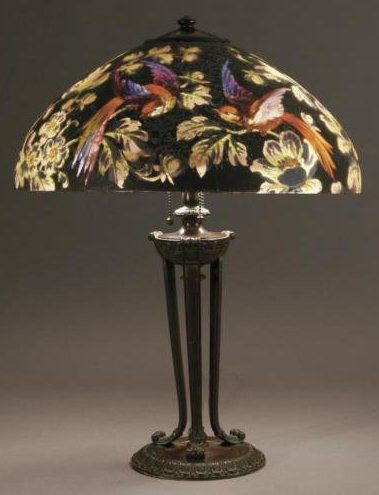 Handel Lamp # 7026 | Value & Appraisal