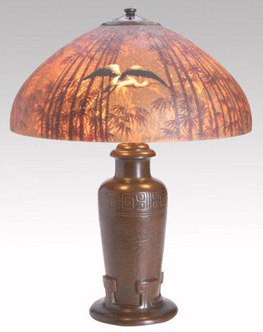 Handel Lamp # 7029 | Value & Appraisal