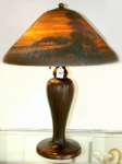 Handel Lamp # 7031 | Value & Appraisal