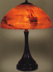 Handel Lamp # 7034 | Value & Appraisal