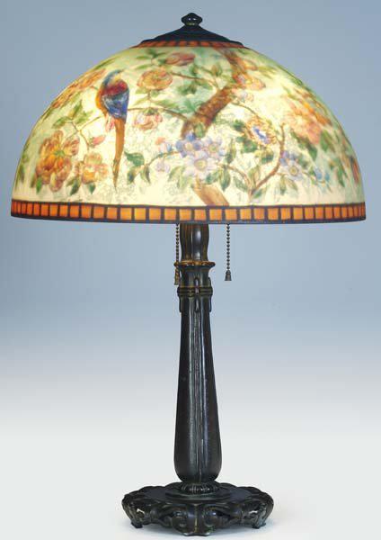 Handel Lamp # 7037 | Value & Appraisal