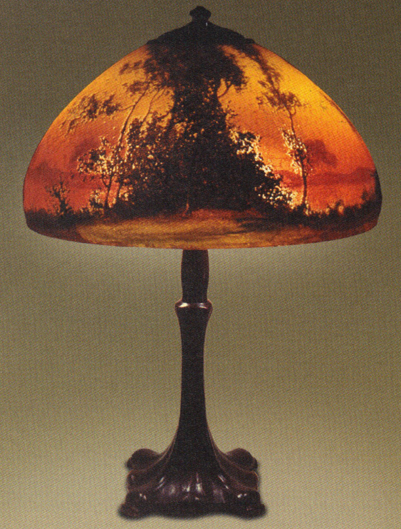 Handel Lamp # 7045 | Value & Appraisal