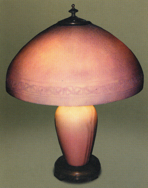 Handel Lamp # 7047 | Value & Appraisal