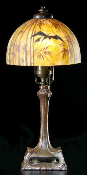 Handel Lamp # 7061 | Value & Appraisal