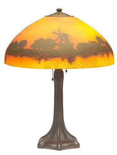 Handel Lamp # 7067 | Value & Appraisal