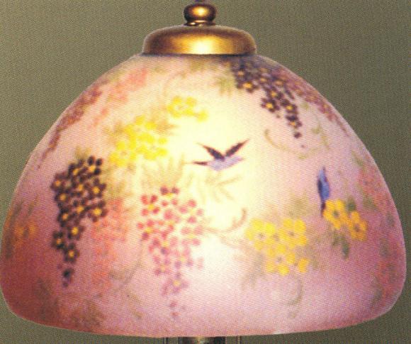 Handel Lamp # 7071 | Value & Appraisal