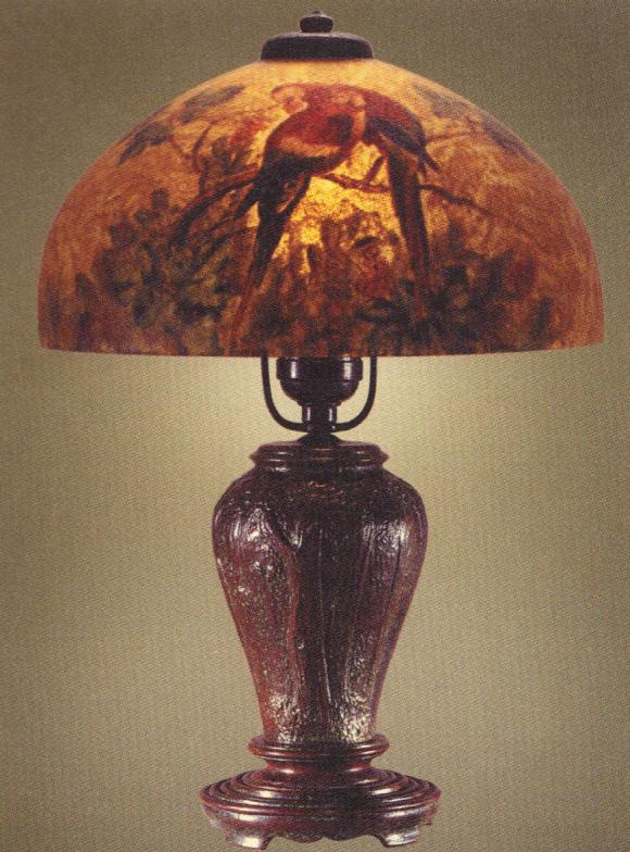 Handel Lamp # 7073 | Value & Appraisal