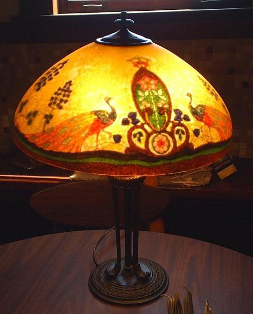 Handel Lamp # 7088 | Value & Appraisal