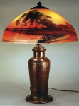Handel Lamp # 7104 | Value & Appraisal