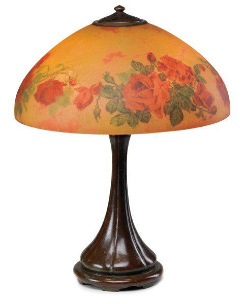 Handel Lamp # 7105 | Value & Appraisal
